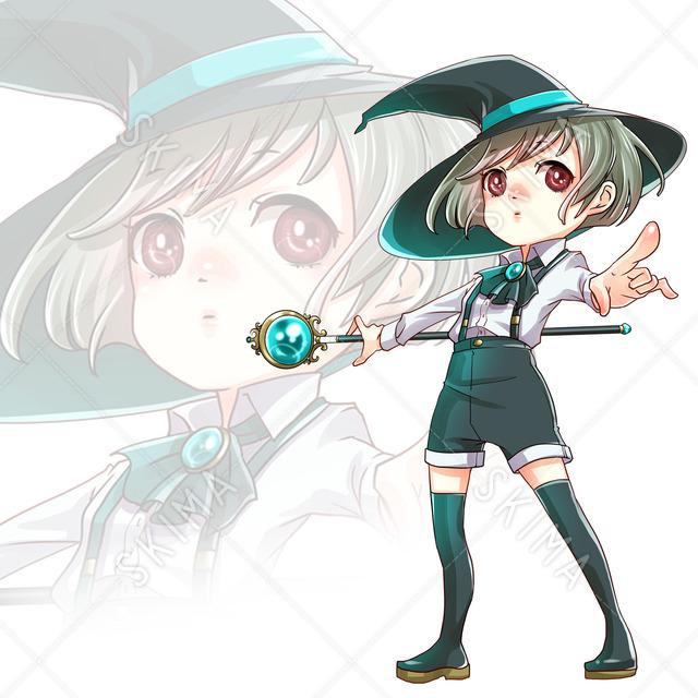 魔法少女{青}【期間限定価格】