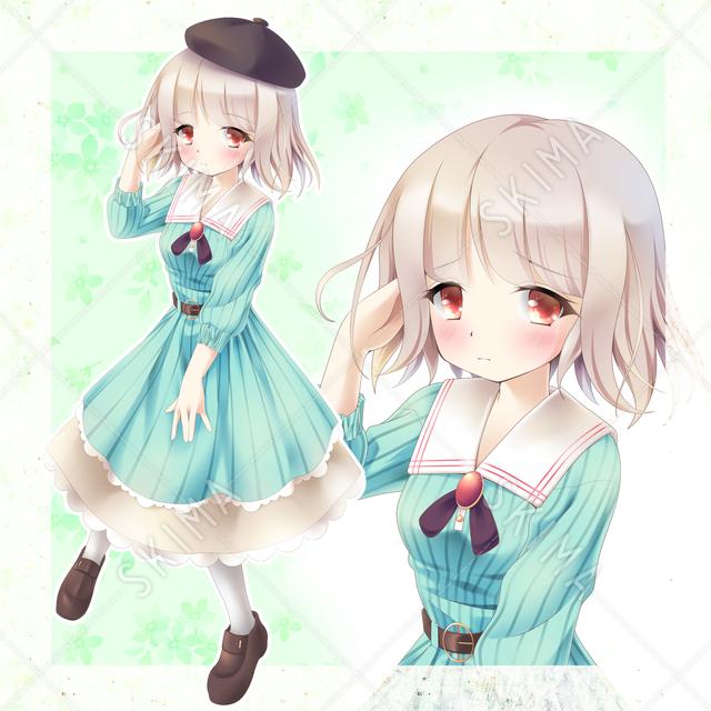 ファンタジー少女(風)