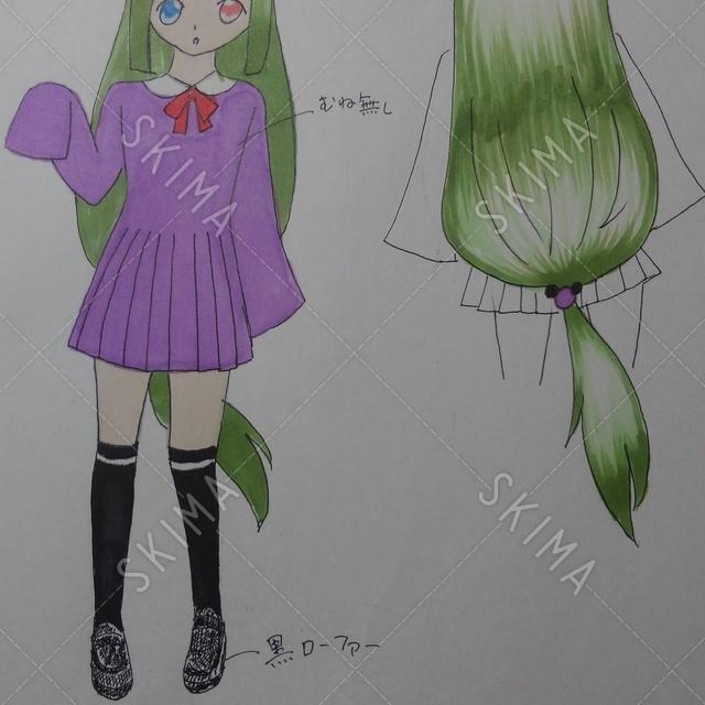 ショタ(オトコの娘)もしくはロリ