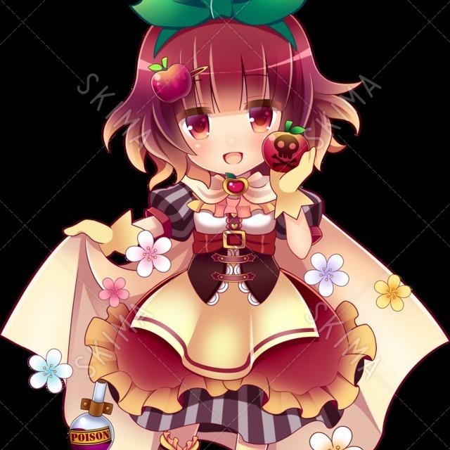 りんご姫ちゃん