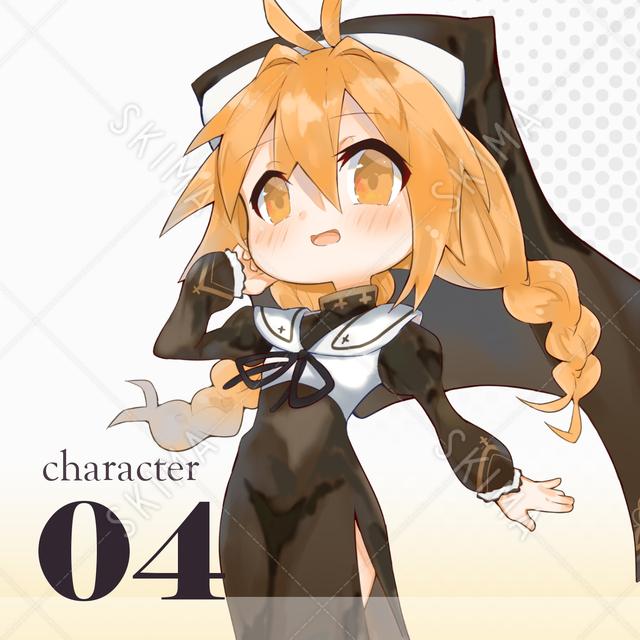 キャラクター04