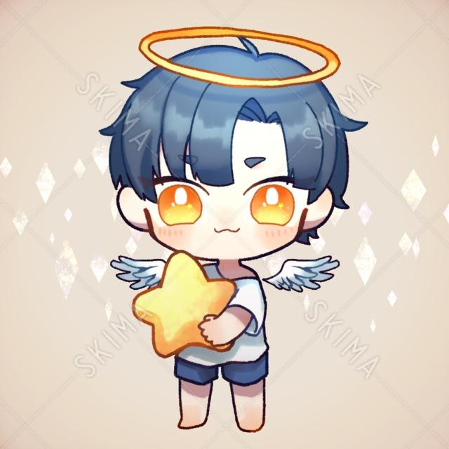 ちび天使くん