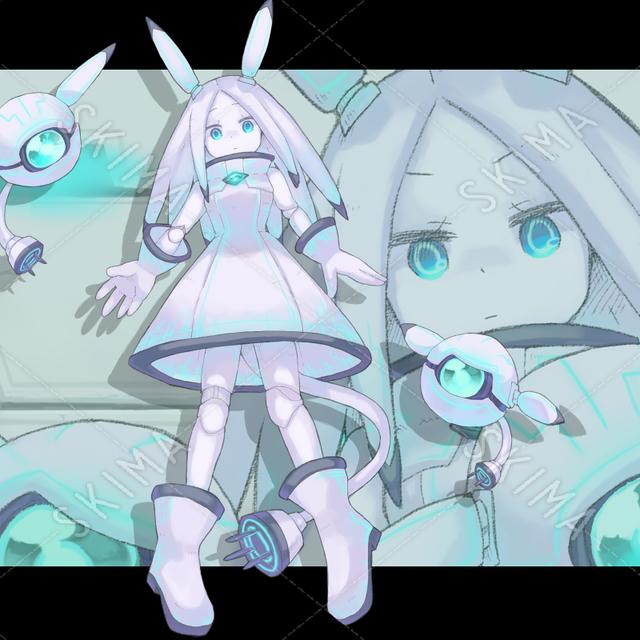 球体関節機械少女・ロボット