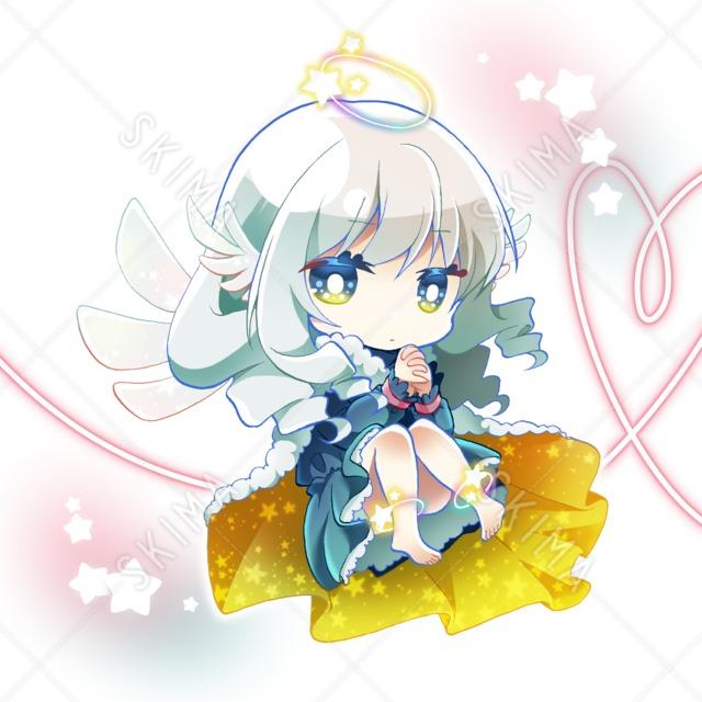 冬空の天使