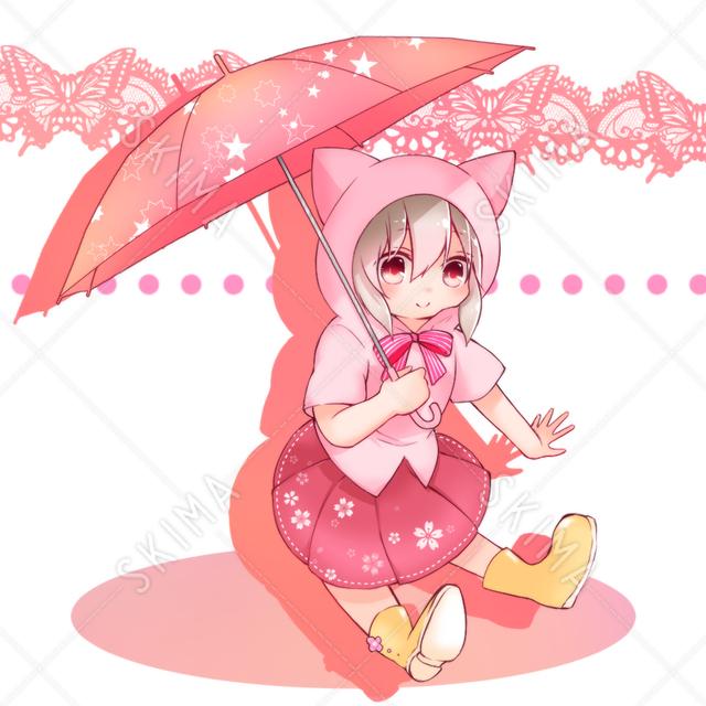 ロリっこ雨の妖精ちゃん