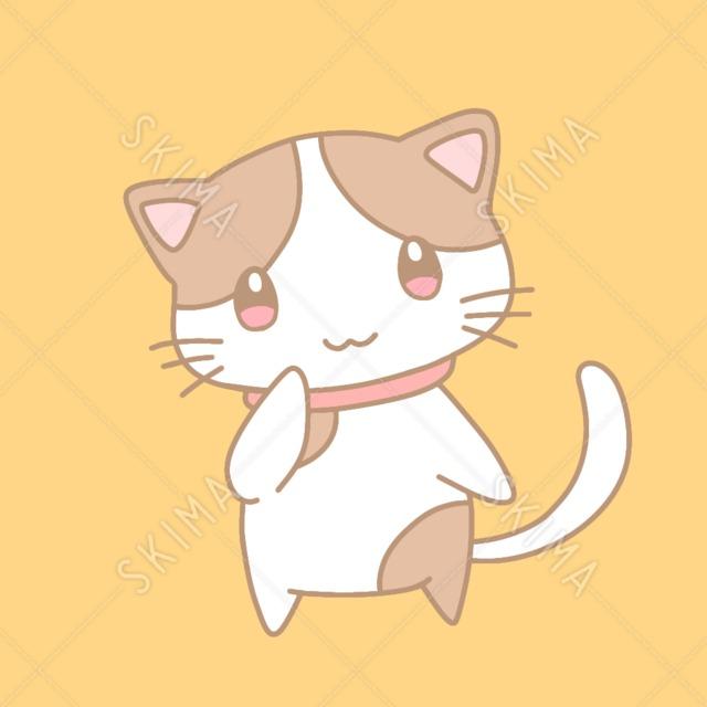 【9/20迄値下げ】首をかしげる猫【全10枚+5枚】