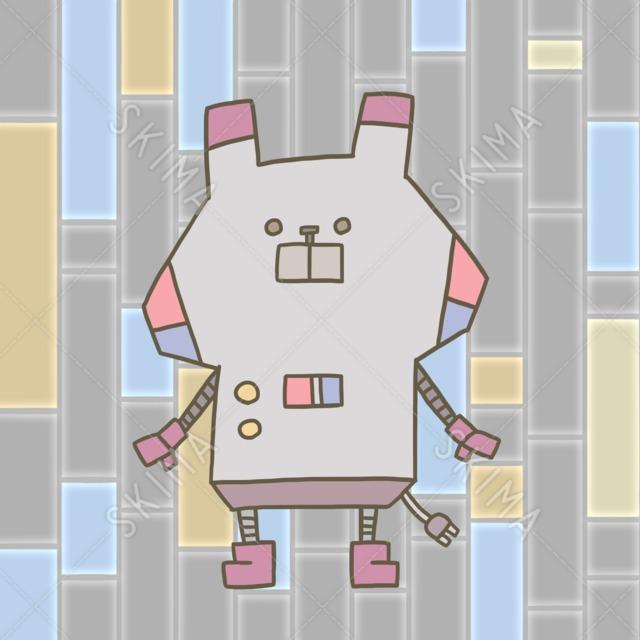 アニマルロボット 10枚