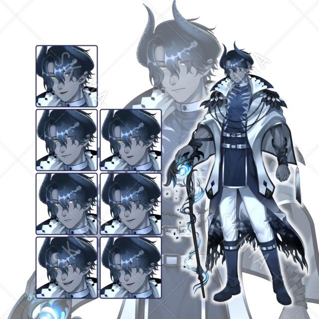 【ファンタジー】魔族さん