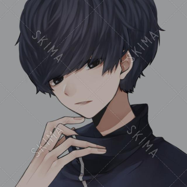 SNSアイコン向け/男の子