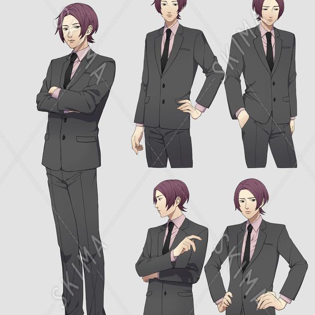 スーツのおにいさん2