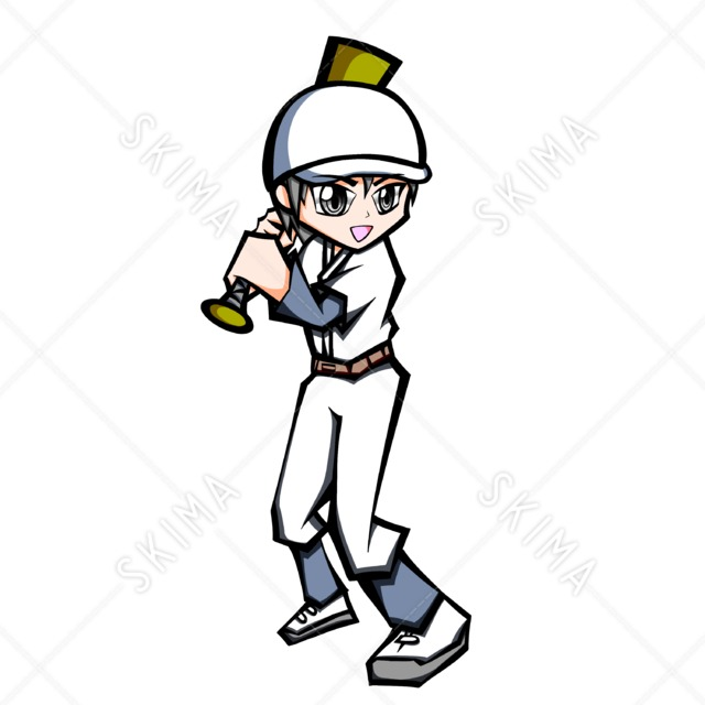 野球(バッター男子)