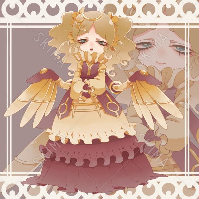 人工天使「獅子座/絢爛の令嬢」