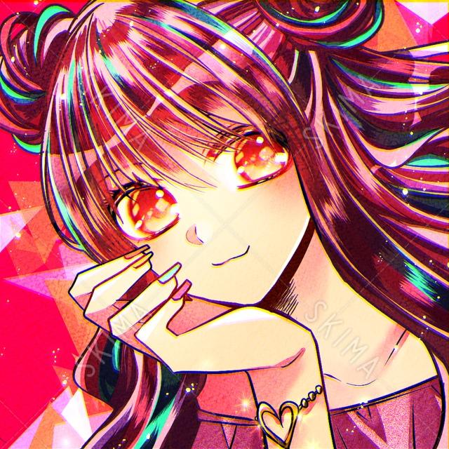 女の子(アイコン)