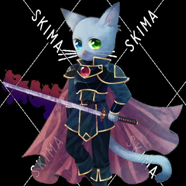 猫(騎士)