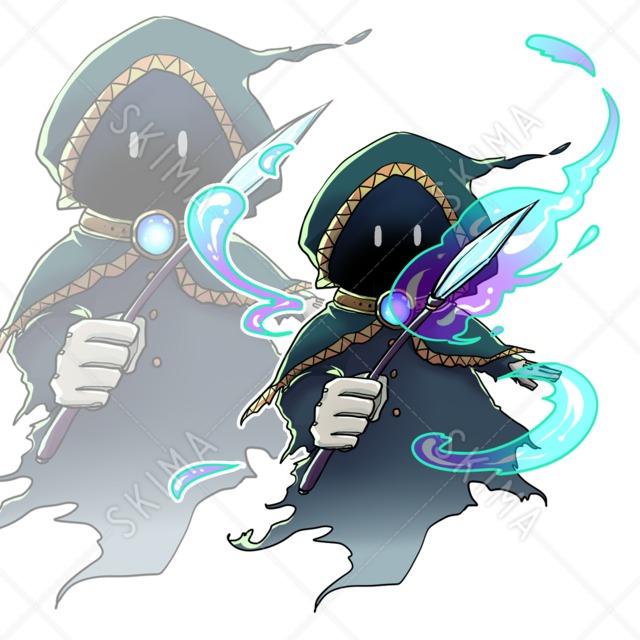 モンスター1 マジシャン