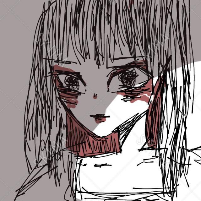 強い女の子(?)アイコン