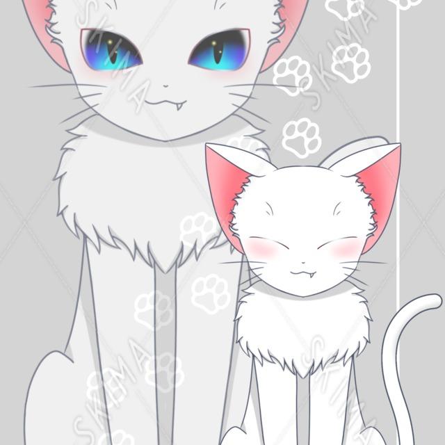 白猫(差分10種)