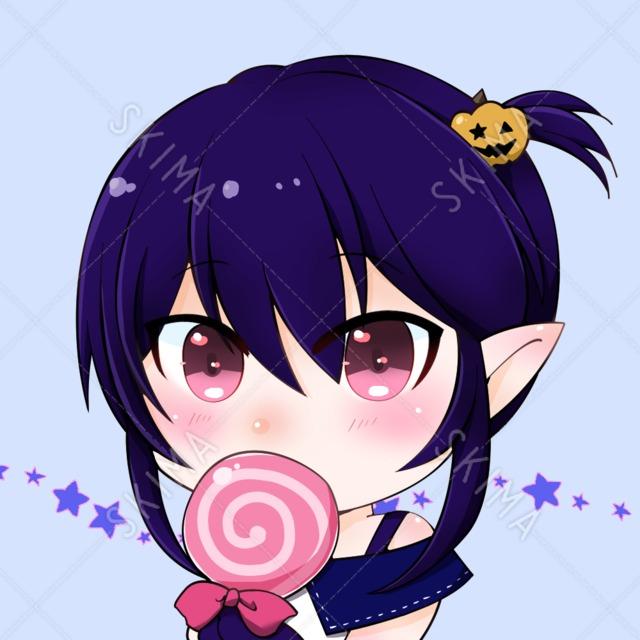 ハロウィン ヴァンパイアっぽい女の子