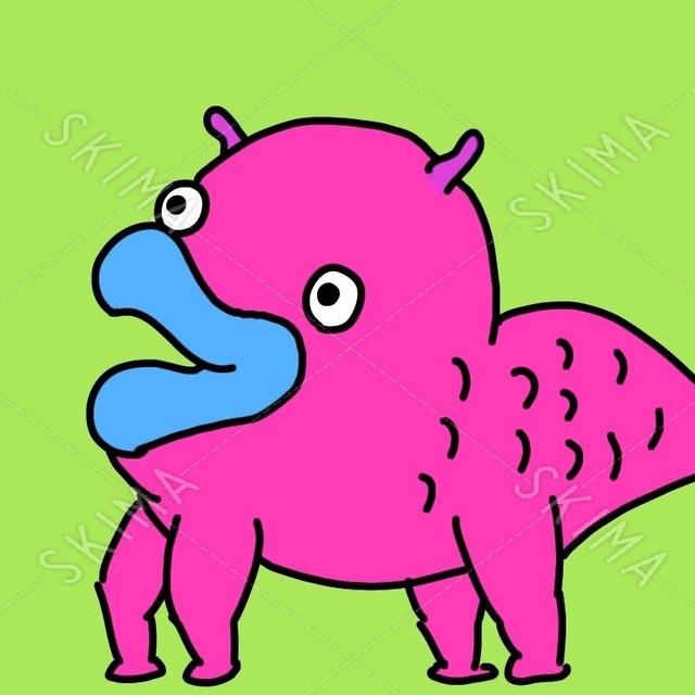 たらこ唇系動物
