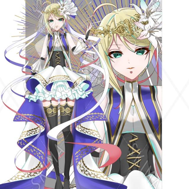 ファンタジー系女神