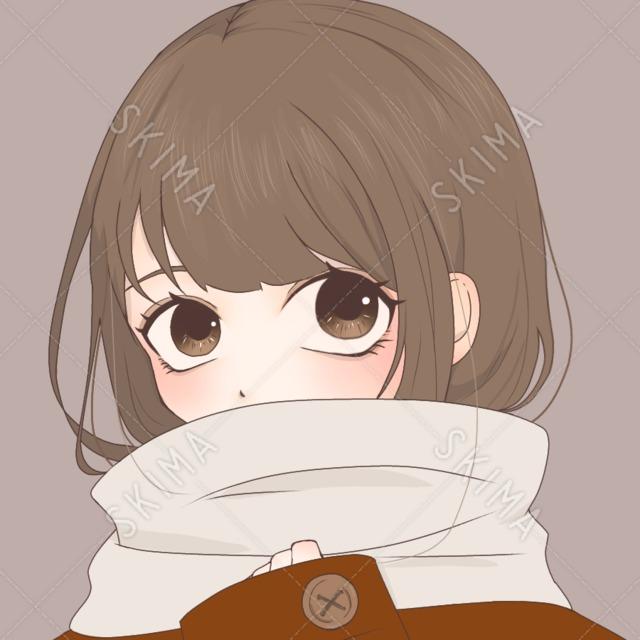 【アイコン】女の子