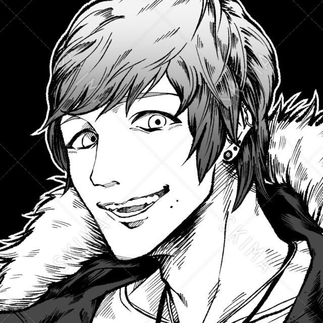 05_アイコン_笑顔が怖い青年
