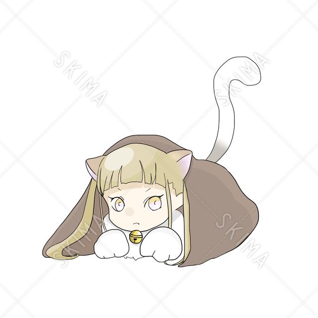 毛布ねこ(差分)