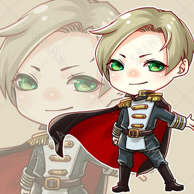 【SD】王子様