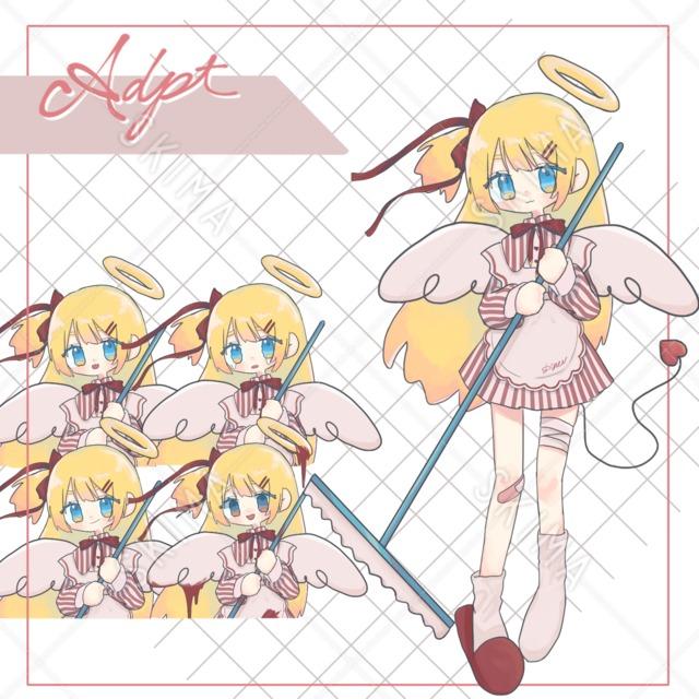 アメリカンダイナーな天使(流血表現あり)