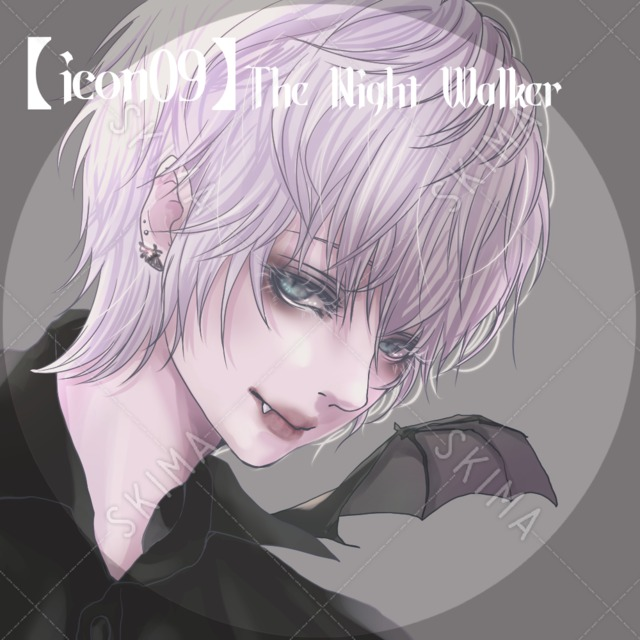 【icon09】The Night Walker
