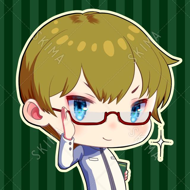 眼鏡の優等生(adopt0005)