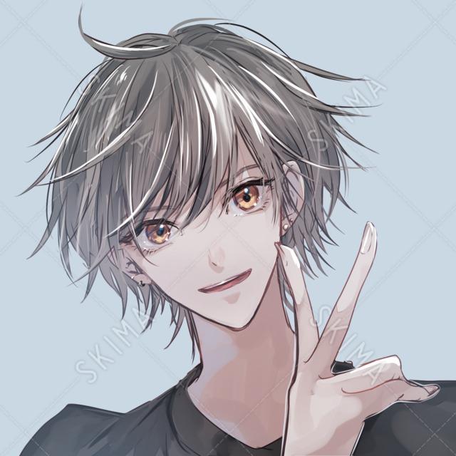 【アイコン】男の子