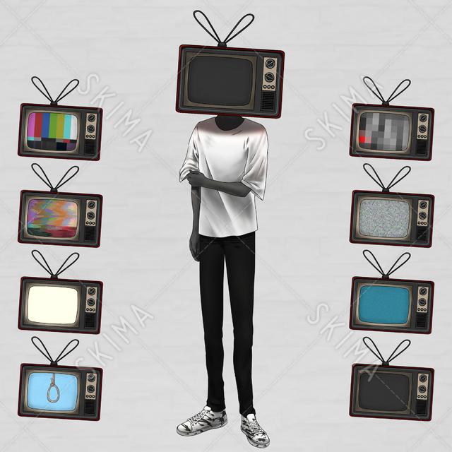 テレビマン 人外 特殊 テレビ 人