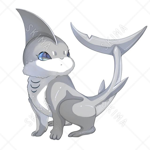 妖精:うさぎサメ