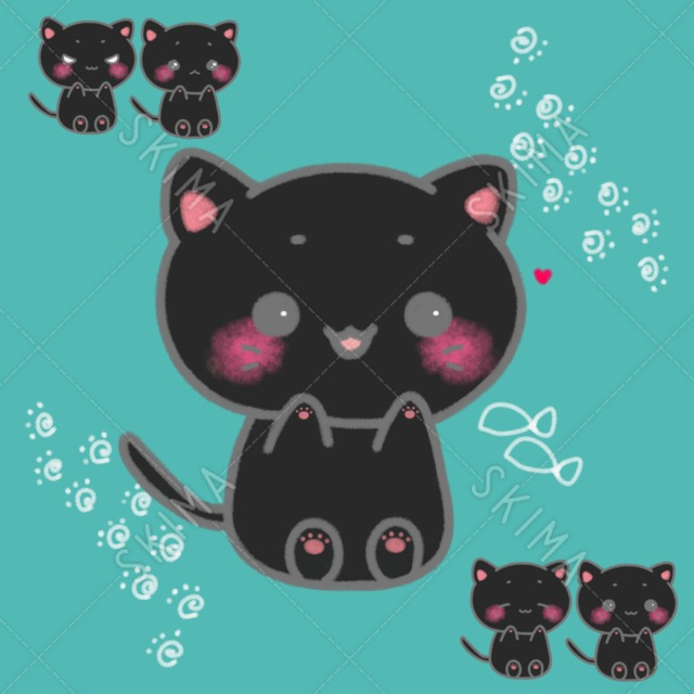 黒猫/くろねこ