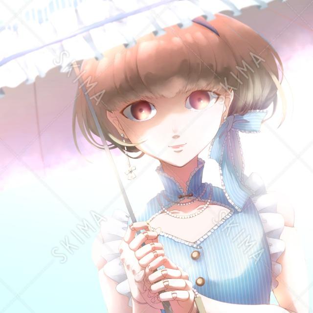 Summer Doll(SNSアイコン)