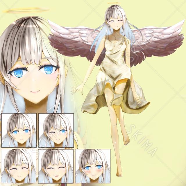 天使(差分5)