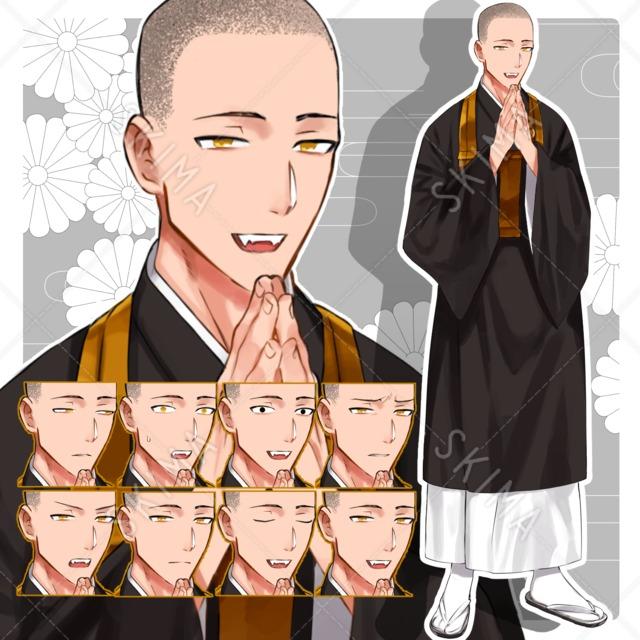 僧侶【8種】