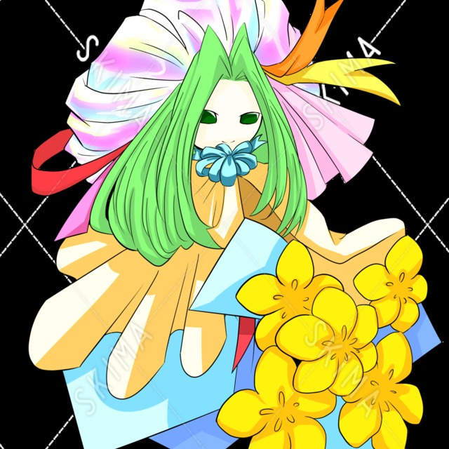 花束の精霊