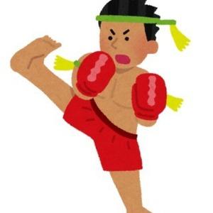 格闘技教えます!あなたを強くします