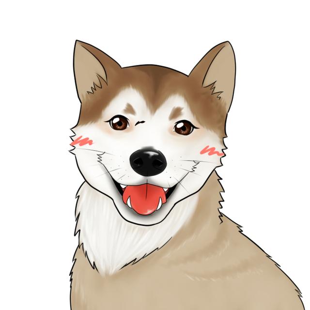 ペットの似顔絵描きます!