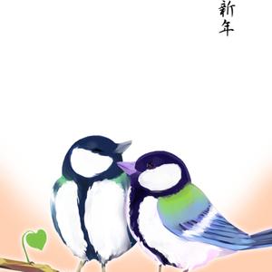 【3日で】年賀状【¥1000】