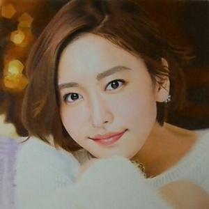 色鉛筆でリアルな人物画、肖像画を描きます【※画像は見本です】