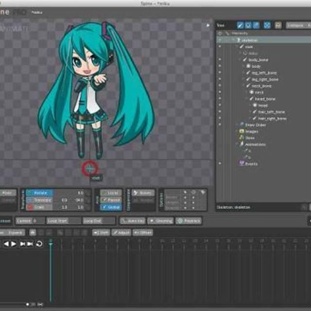 【動く!】あなたのイラストをアニメーションさせます!