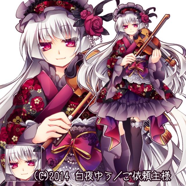 【TRPG/自作ゲーム/個人観賞】ほぼキャラクターのみ・立ち絵(SD可)