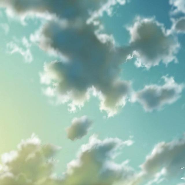 『空』描きます!