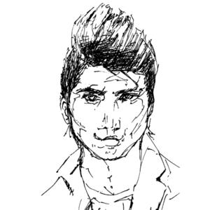 【修正回数無制限!】個性的でオシャレな似顔絵を描きます
