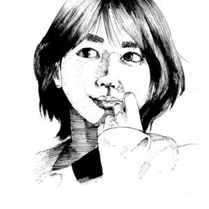 【修正回数無制限!】リアルなペン画で素敵な似顔絵を描きます