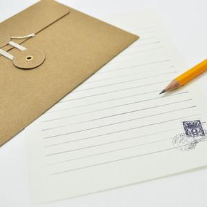 【夢手紙・キャラ手紙】キャラクターからお手紙お届けします