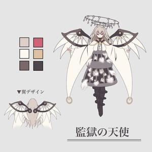 ②キャラクターデザイン・設定画作成